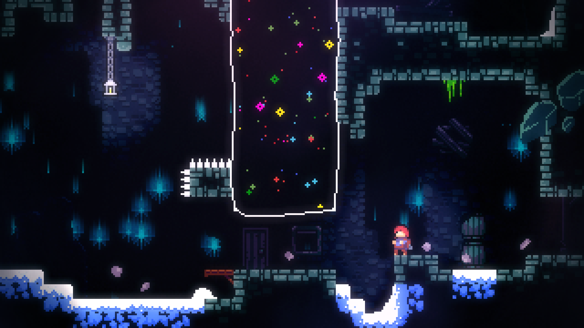 Celeste getting physical release on Switch