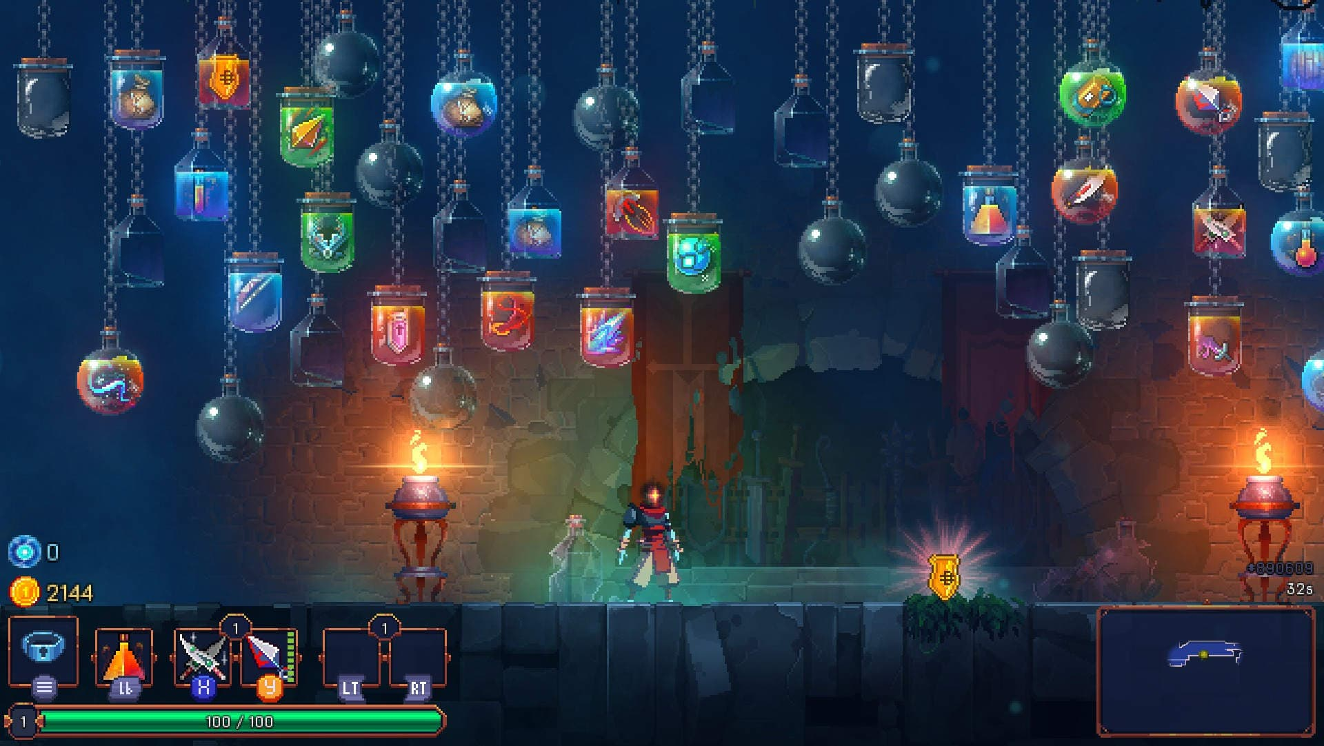 NT Live on Twitch: Dead Cells