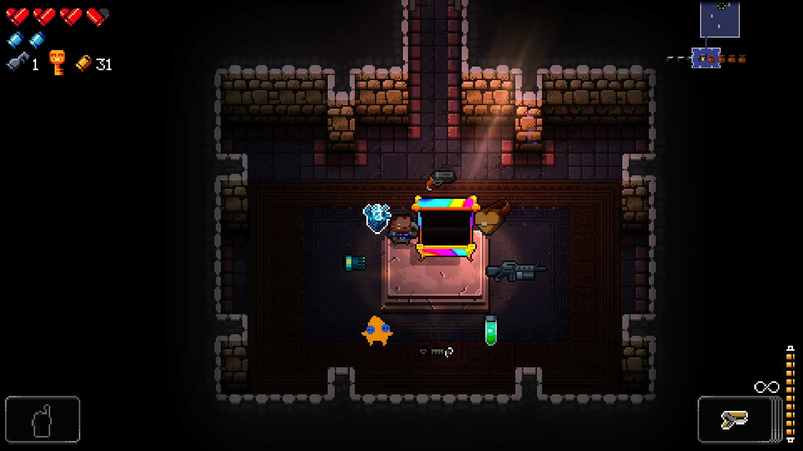 Enter the Gungeon Update Worth A Look