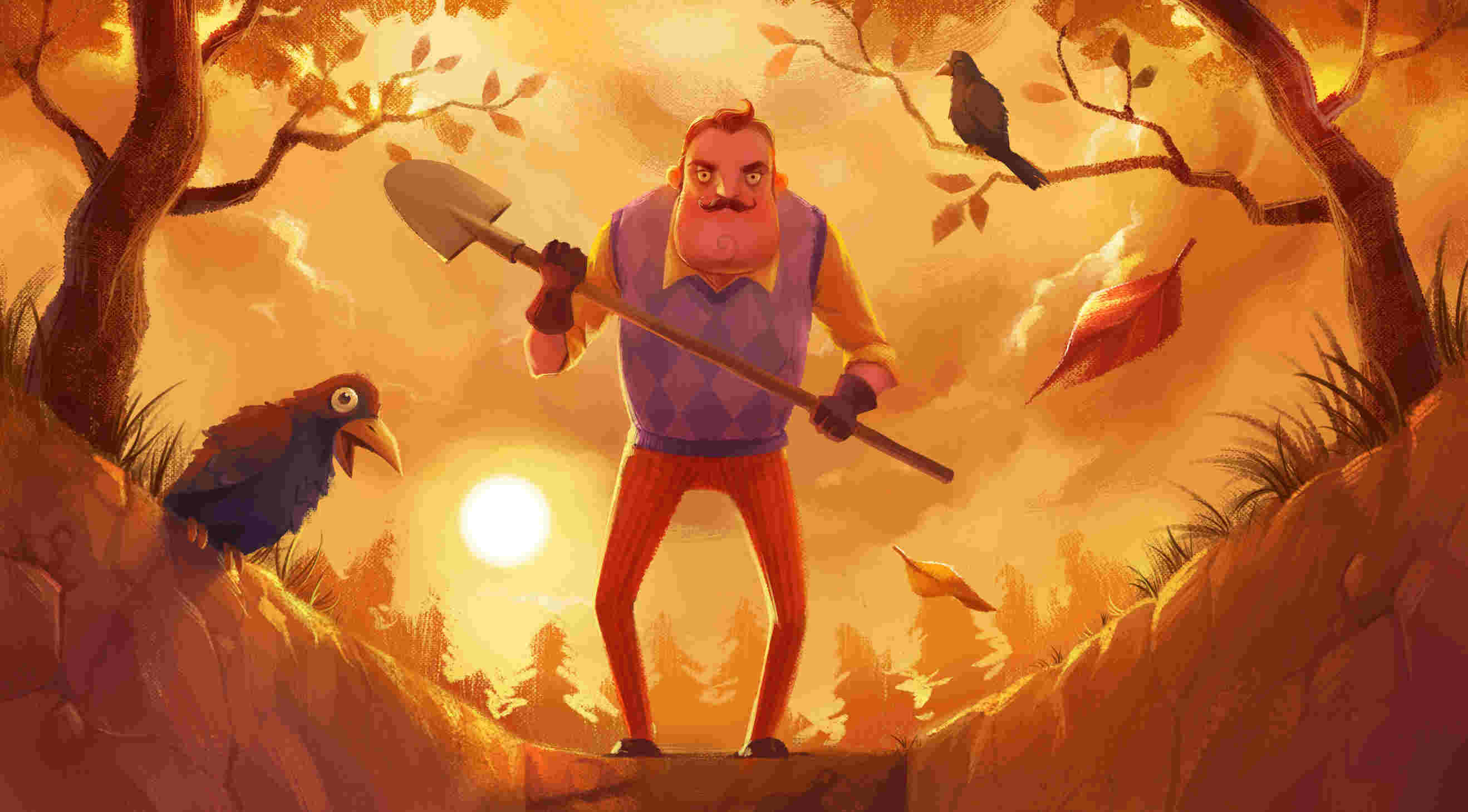 Hello Neighbor on Switch Sucks