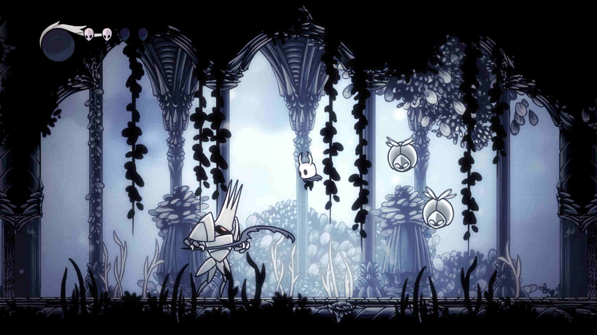 Hollow Knight Performing Well on Switch