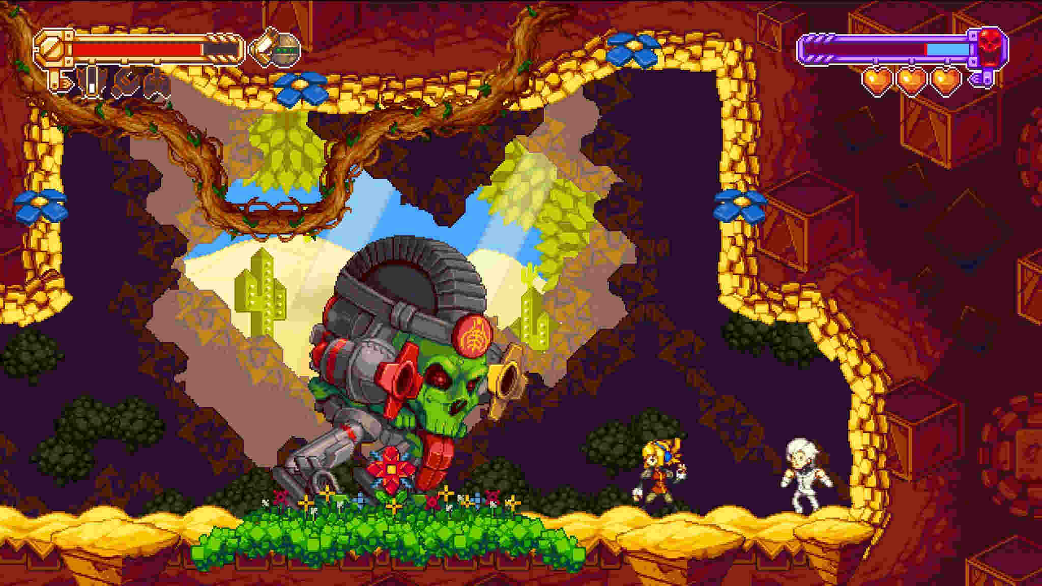 Iconoclasts Coming to Nintendo Switch