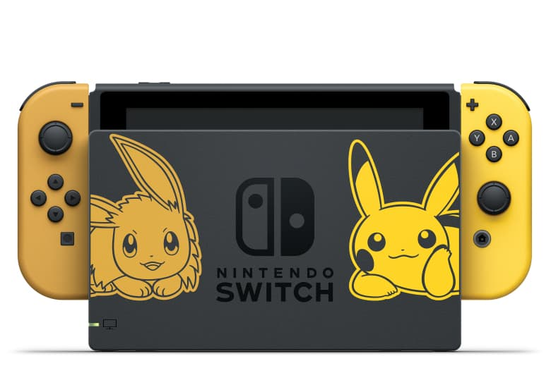 Pokemon Switch Dock