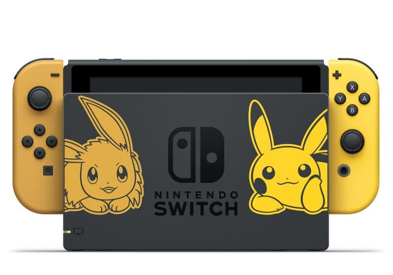 Pokemon Switch Dock