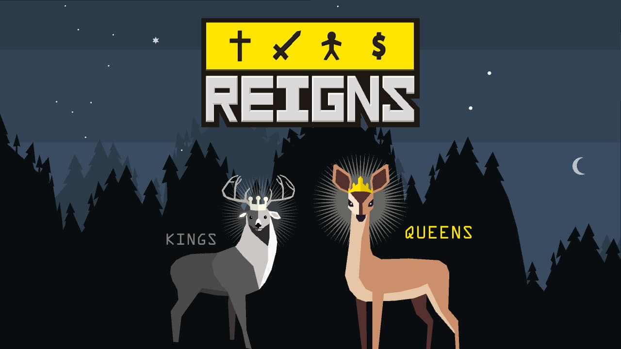 Reigns: Kings & Queens Edition