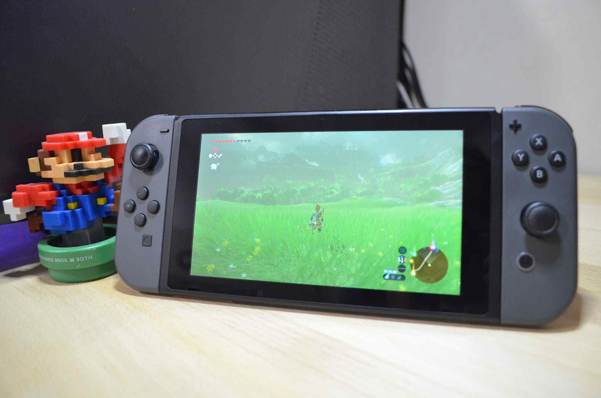 Switch Reverses Japanese Game Sales Decline