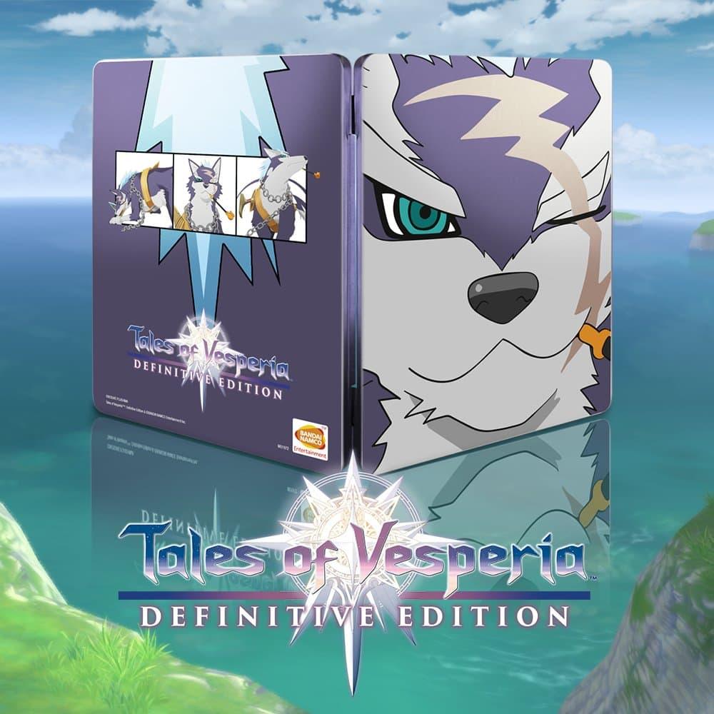 Tales of Vesperia Steelbook