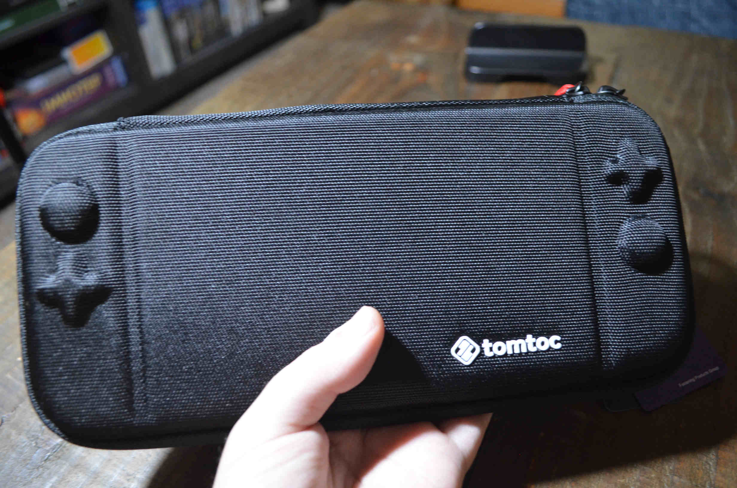 TomToc Slim Switch Case