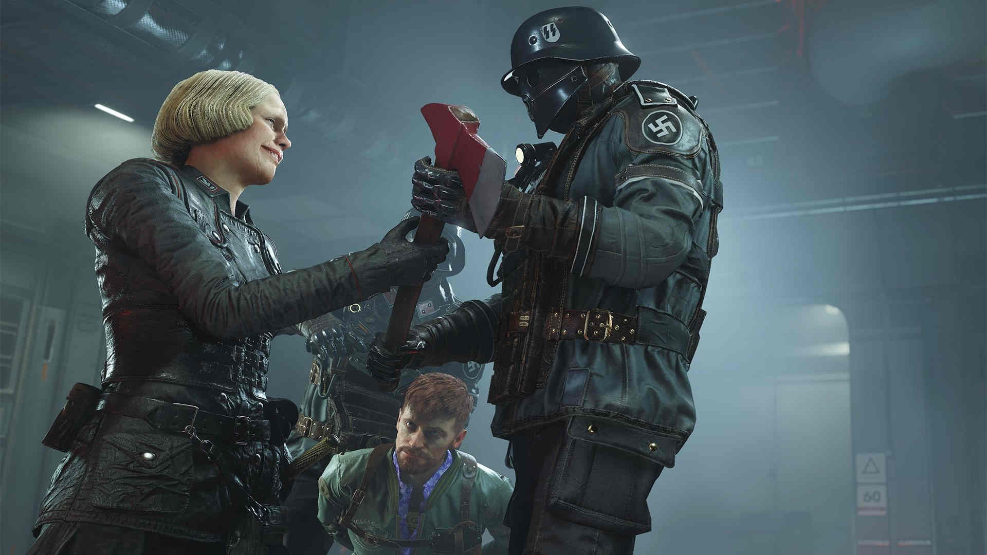 Wolfenstein II Switch Performance